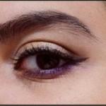 Eyeliner coloré