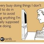 Procrastination, les causes et les solutions