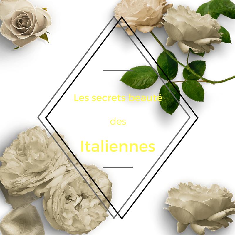Les secrets beauté des Italiennes