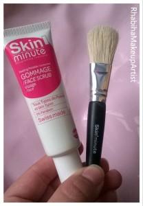 Peeling Skin' Minute