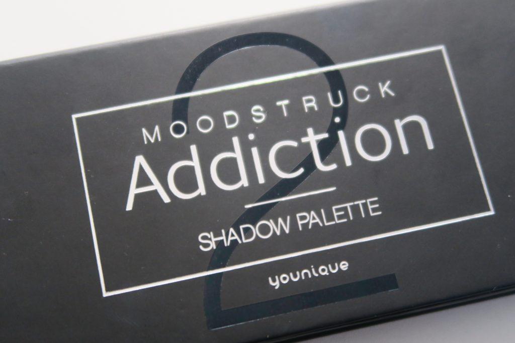 Palette Moodstruck Addciction 2 de Younique