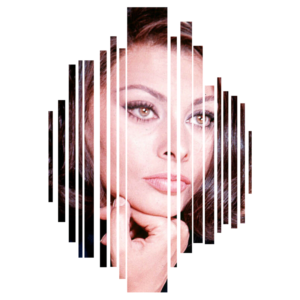 Maquillage de Sophia Lauren