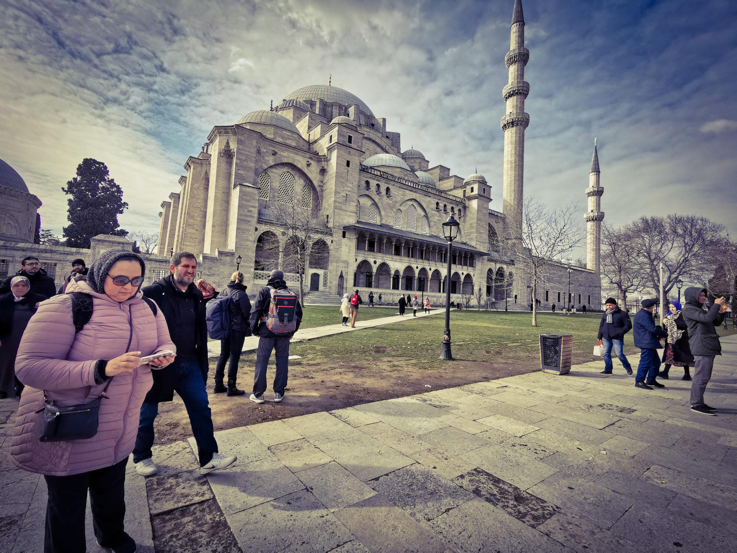Mosquée Souleymane